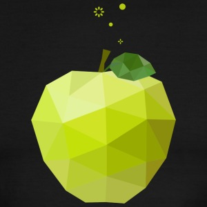 GREEN APPLE - Men's Ringer T-Shirt