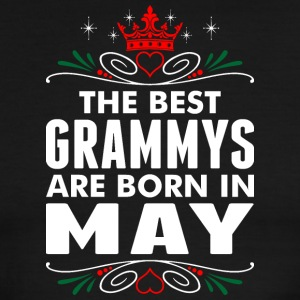 The Best Grammys Are Born In May - Men's Ringer T-Shirt