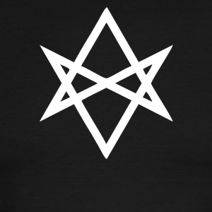Thelema Sign 2 - Men's Ringer T-Shirt