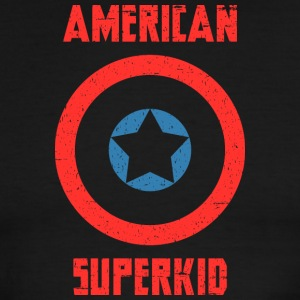 American Superkid - Men's Ringer T-Shirt