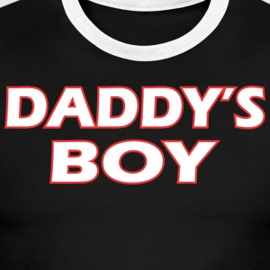 Awesome Daddys Boy - Men's Ringer T-Shirt