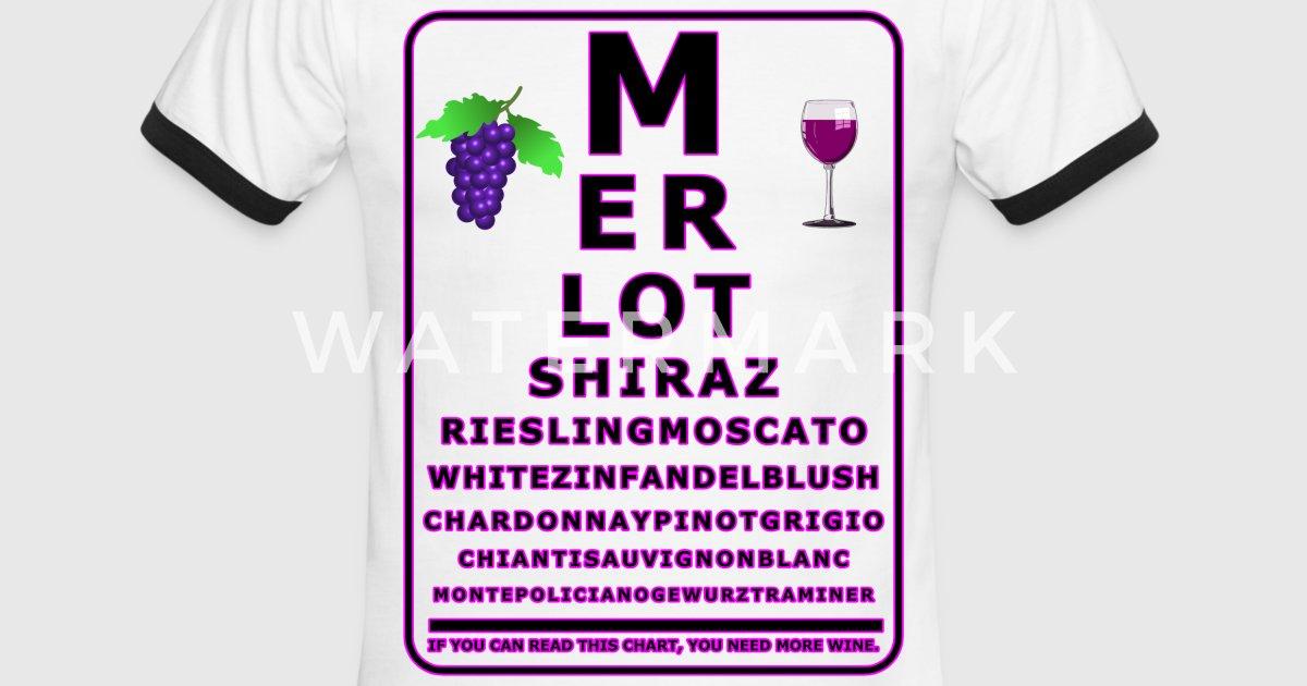 Wine Eye Chart Transparent By Newfucious Spreadshirt