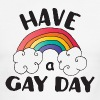 Have A Gay Day LGBT Pride - Men's Ringer T-Shirt