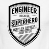 Engineer - Superhero - Men's Ringer T-Shirt
