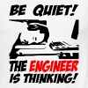 theengineer - Men's Ringer T-Shirt