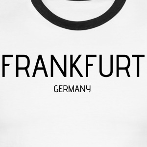 Frankfurt - Men's Ringer T-Shirt