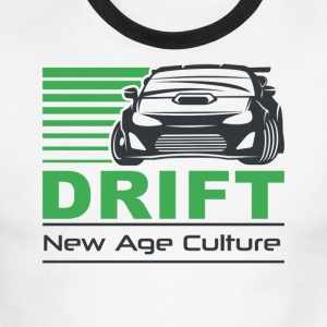 DRIFT FRS - Men's Ringer T-Shirt