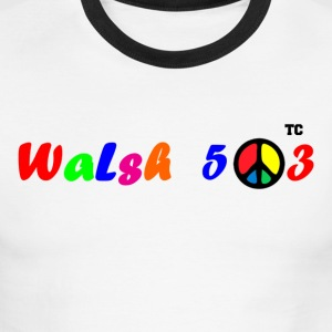 Walsh 503 - Men's Ringer T-Shirt