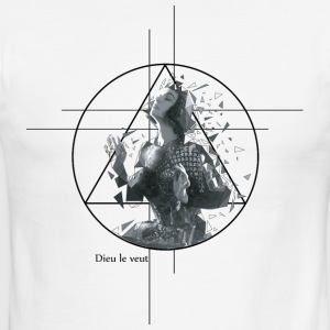 Joan d'Arc - Men's Ringer T-Shirt