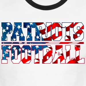 Patriots - Football - Men's Ringer T-Shirt