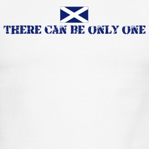 Scotland - Men's Ringer T-Shirt