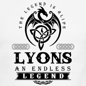 LYONS - Men's Ringer T-Shirt
