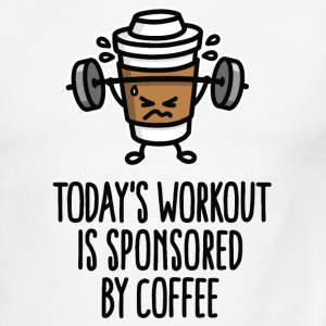 Todays workout is sponsored by coffee (lifting)