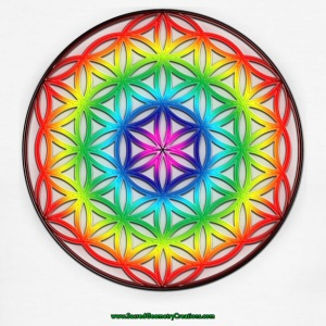 Flower of Life Sacred Geometry