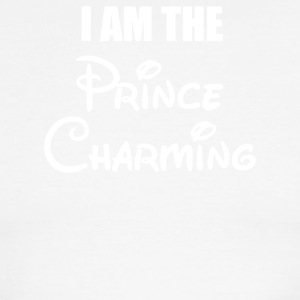 I Am The Prince Charming - Men's Ringer T-Shirt