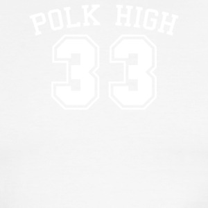 Polk High 33 - Men's Ringer T-Shirt