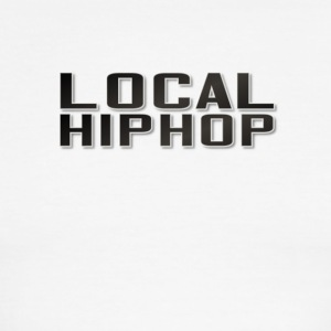 LOCAL HIP HOP - Men's Ringer T-Shirt