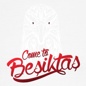 Come to Besiktas - Men's Ringer T-Shirt