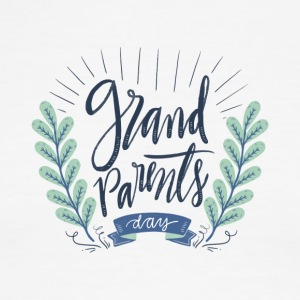 Grand parennts day - Men's Ringer T-Shirt
