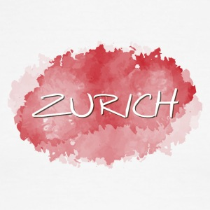 Zurich - Men's Ringer T-Shirt