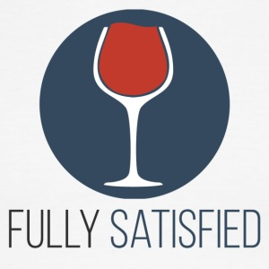 Fully Satisfied - Men's Ringer T-Shirt