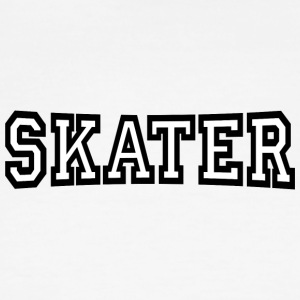 skater - Men's Ringer T-Shirt