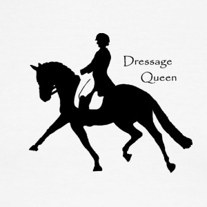 Dressage Queen - Men's Ringer T-Shirt