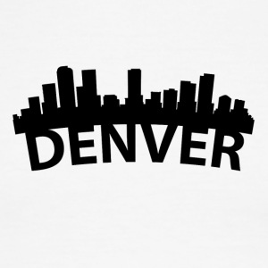 Arc Skyline Of Denver CO - Men's Ringer T-Shirt