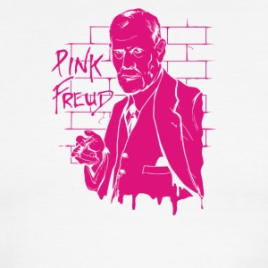 pink freud - Men's Ringer T-Shirt