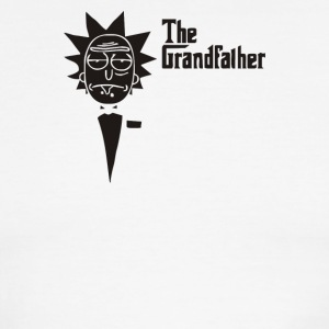 the grandfather - Men's Ringer T-Shirt