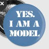 Yes. I am a Model Button - Large Buttons
