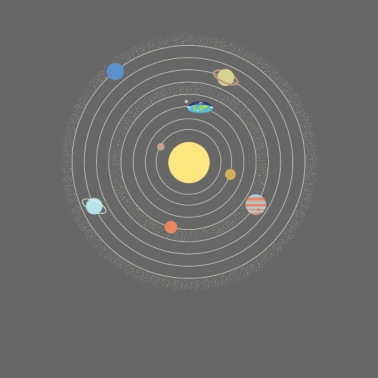Flat Earth Theory Diagram Men's T-Shirt | Spreadshirt