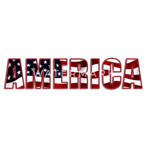 america word flag by spreadshirt