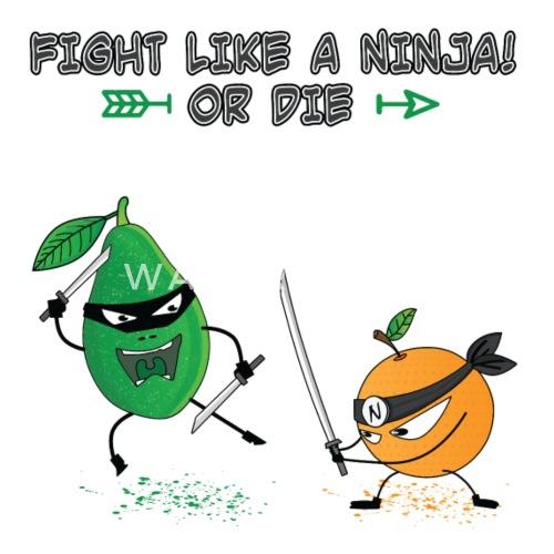 how to fight like a ninja