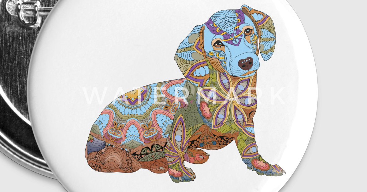 Dachshund Weiner Dog Coloring Book Beautiful By SPG Tees