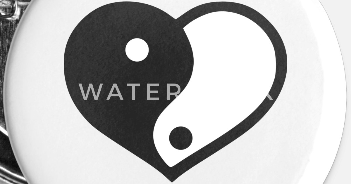 Yin Yang Heart By Arttt Spreadshirt