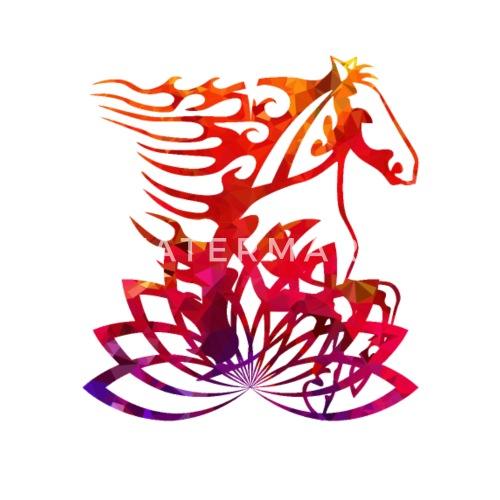 Small ButtonsVintage Horse Ride Gift Pferde Reiten Geschenk