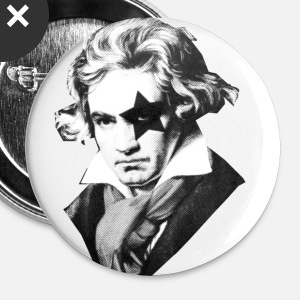 Beethoven rock Kiss Black Metal