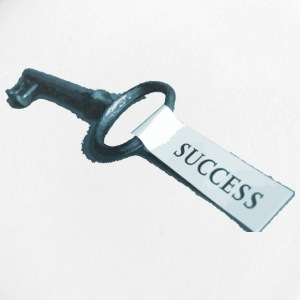 Key of success - Small Buttons
