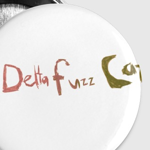 Delta Fuzz Cat - Small Buttons