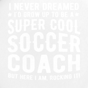 Super Cool Soccer Coach FunnySarcastic - Small Buttons