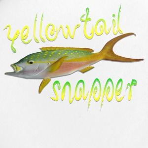Yellowtail Snapper - Small Buttons