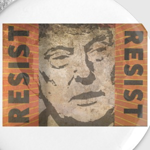 RESIST TRUMP - Small Buttons