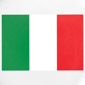 italian flag - Small Buttons