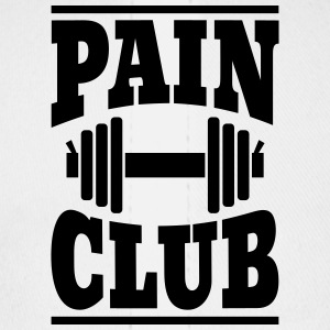 Bodybuilding - pain club - Baseball Cap