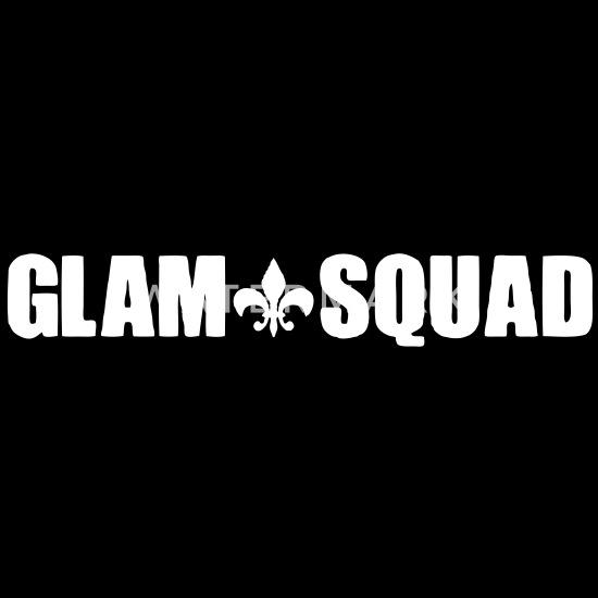 38c85163 GLAM SQUAD Baseball Cap   Spreadshirt