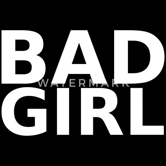 894f3d416 Bad girl Baseball Cap   Spreadshirt