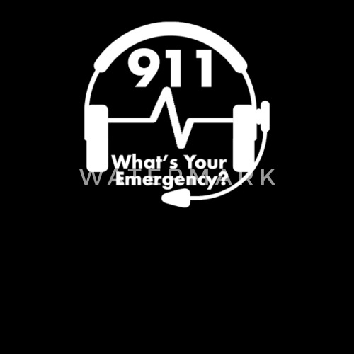 ... 911 Dispatcher What s Your Emergency T Shirt EMS EMT - Baseball Cap. Do  you want to edit the design  d9fb1392a99a