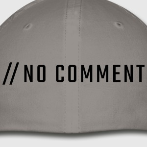 // NO COMMENT - uppercase - Baseball Cap