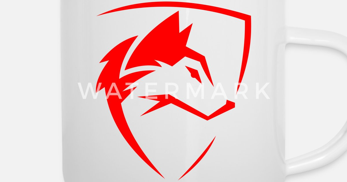 Animal Red Shield By Abriana Spreadshirt